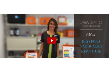 Lara Benito tells us how to get an easy-to-use nautical kit (video)
